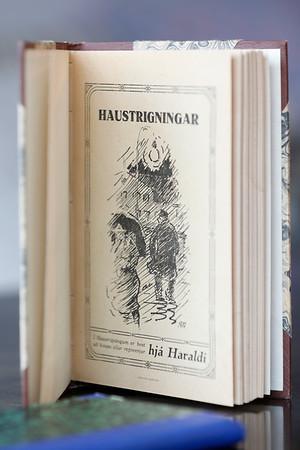 Haustrigningar : alþýðleg veðurfræði í fimm þáttum