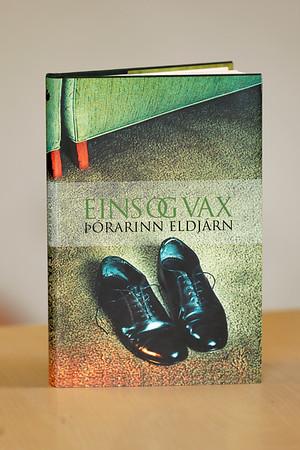 Eins og vax / Þórarinn Eldjárn