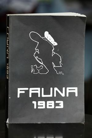 Fauna / 6. bekkur MR 1983