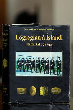 Lögreglan á Íslandi : stéttartal og saga