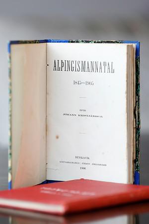 Alþingismannatal 1845-1905
