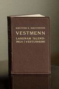 Vestmenn : útvarpserindi um landnám Íslendinga í Vesturheimi / Þorsteinn Þ. Þorsteinsson