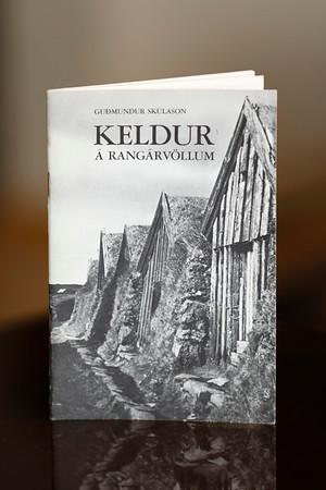 Keldur á Rangárvöllum : stuttur leiðarvísir / Guðmundur Skúlason