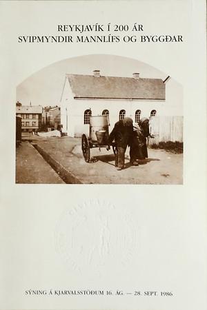 Reykjavík í 200 ár : svipmyndir mannlífs og byggðar