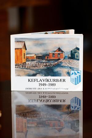 Keflavíkurbær 1949-1989 : fjörutíu ára kaupstaða[r]réttindi
