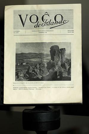 Voco de Islando / eldonanto: Federacio de Islandaj Esperantistoj