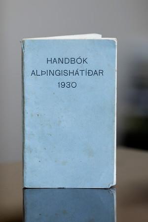 Handbók Alþingishátíðar 1930