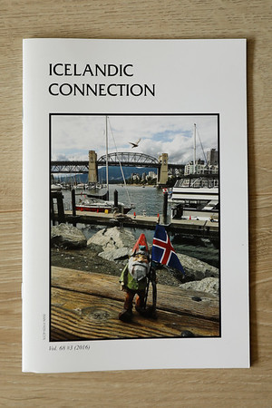 The Icelandic connection : 2016