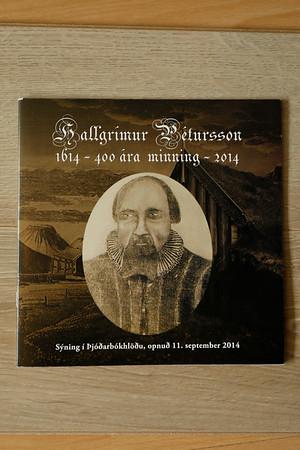 Hallgrímur Pétursson : 400 ára minning 1614-2014