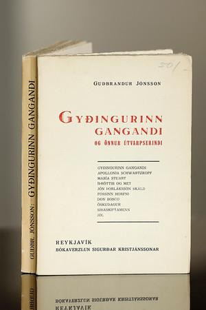 Gyðingurinn gangandi og önnur útvarpserindi / Guðbrandur Jónsson
