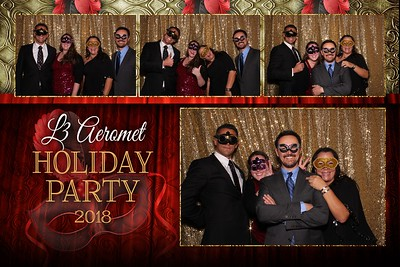 L3 Aeromet Holiday Party 2018