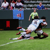 Los Angeles 7's International Rugby : (International Rugby Sevens)