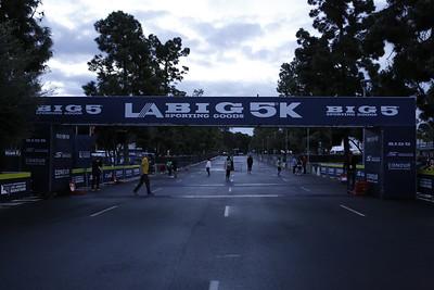 LA Big 5k at the Skechers Performance Los Angeles Marathon 2018
