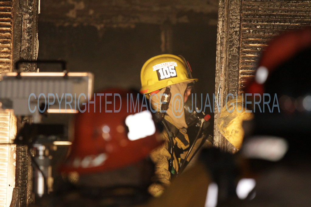 LAFD DRUG LAB HOUSE FIRE 105_07