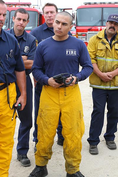 MULTI AGENCY BRUSH FIRE DRILL HANSEN DAMM___23