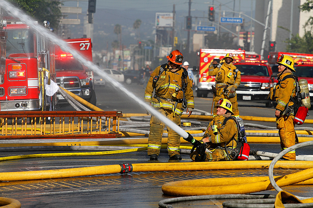LAFD SANTA MONICA IC
