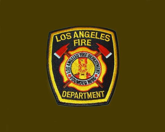 LA CITY FIRE DEPT.