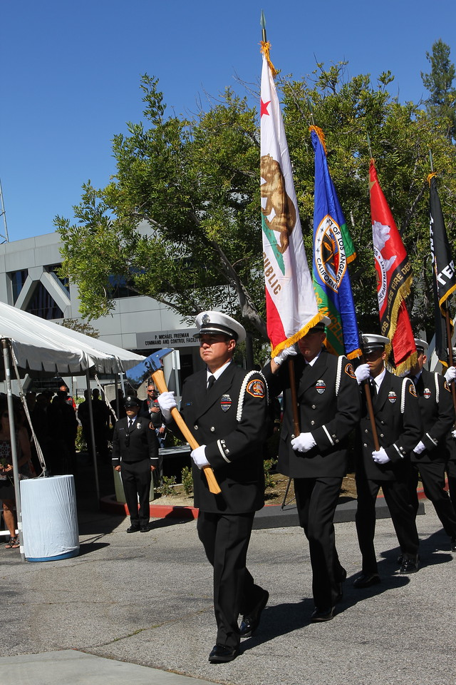 2017 LACOFD__FIREFIGHTER'S MEMORIAL SERVICE_fire15