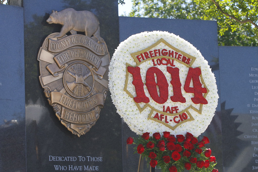 2017 LACOFD__FIREFIGHTER'S MEMORIAL SERVICE_fire05