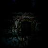 The bunker at night...creepy.