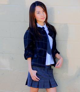 beautiful la woman model 556.09.09...