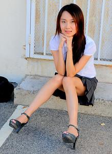 beautiful la woman model 779.09....
