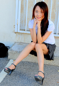 beautiful la woman model 781.09...