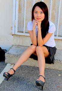 beautiful la woman model 778.090...