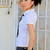 beautiful la woman model 947,