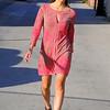 beautiful woman model red dress 269..345