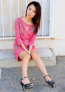 beautiful woman model red dress 157.345.3.45