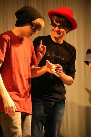 2010 Student-Directed One-Acts