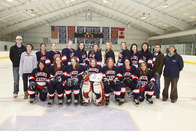 Hockey Girls JV