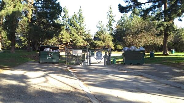 tujunga wash at Moorpark Park