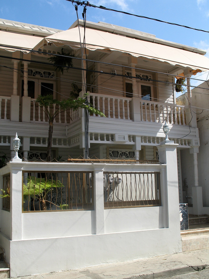 House in Puerto Plata.