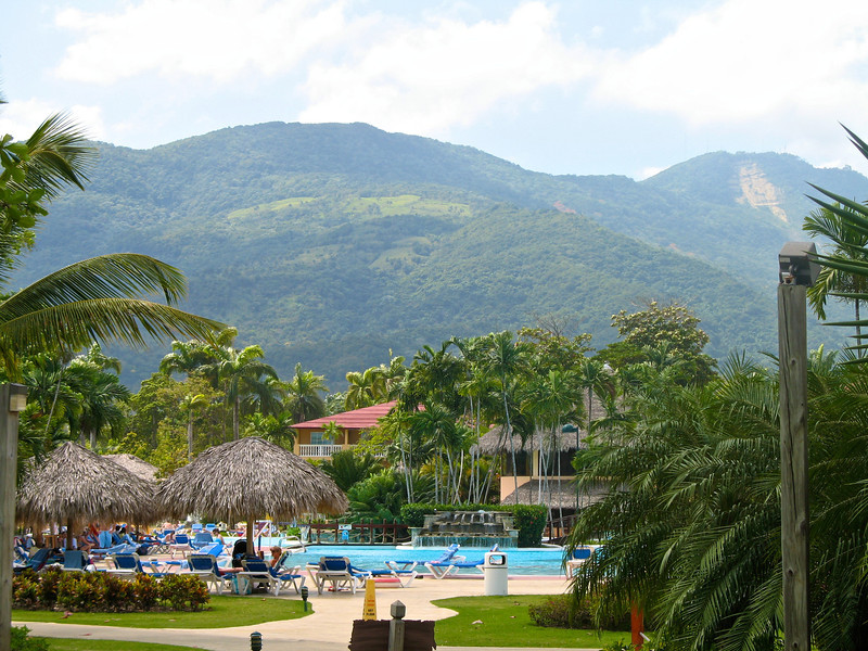 San Felipe de Puerto Plata, often referred to as simply Puerto Plata, is the capital of the Dominican province Puerto Plata.