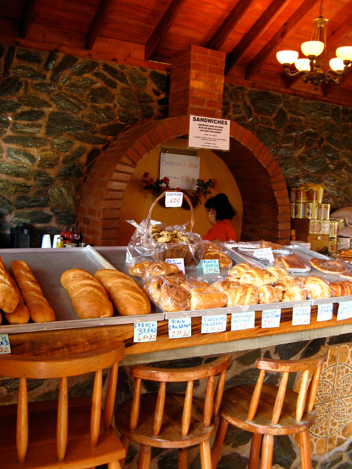 Here you'll find fresh pastries, bread made daily and made to order sandwhiches.