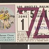 Los Angeles Railway weekly pass, 1936-04-05