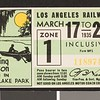 Los Angeles Railway weekly pass, 1935-03-17