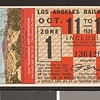 Los Angeles Railway weekly pass, 1936-10-11