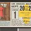 Los Angeles Railway weekly pass, 1936-09-20