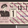 Los Angeles Railway weekly pass, 1935-10-13
