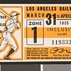 Los Angeles Railway weekly pass, 1935-03-31