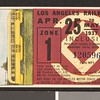 Los Angeles Railway weekly pass, 1937-04-25
