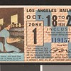 Los Angeles Railway weekly pass, 1936-10-18
