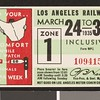 Los Angeles Railway weekly pass, 1935-03-24