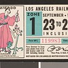 Los Angeles Railway weekly pass, 1934-09-23