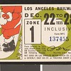 Los Angeles Railway weekly pass, 1935-12-22