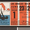 Los Angeles Railway weekly pass, 1935-06-23