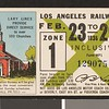 Los Angeles Railway weekly pass, 1936-02-23